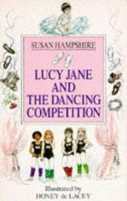 Cover of: Lucy Jane and the Dancing Competition