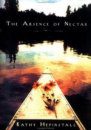 Cover of: The absence of nectar