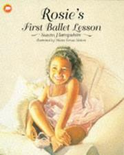 Cover of: Rosie's First Ballet Lesson