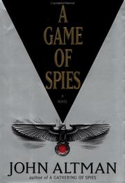 Cover of: A game of spies