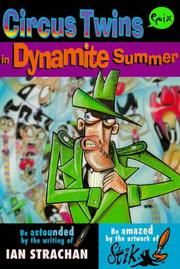 Cover of: Circus Twins in Dynamite Summer (Epix)