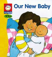 Cover of: Our New Baby