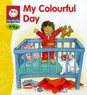 Cover of: My Colourful Day