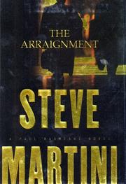 Cover of: The arraignment: A Paul Madriani Novel