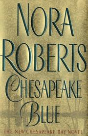 Cover of: Chesapeake blue | Nora Roberts