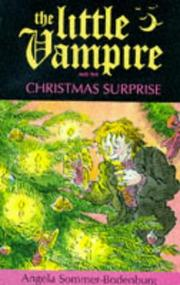 Cover of: The Little Vampire and the Christmas Surprise