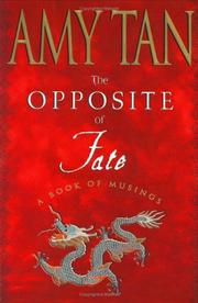 Cover of: The Opposite of Fate: A Book of Musings