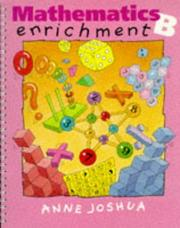 Cover of: Mathematics Enrichment
