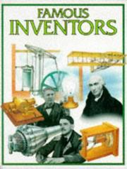 Cover of: Famous Inventors (Famous People) by Douglas McTavish