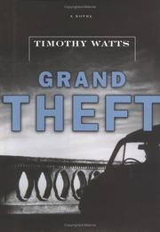 Cover of: Grand theft