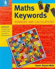 Cover of: Maths Keywords