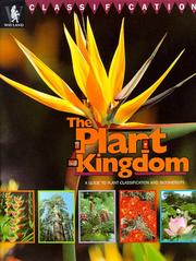 Cover of: The Plant Kingdom (Classification)
