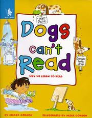 Cover of: Dogs Can't Read (Animals Can't...)