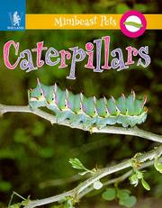 Cover of: Caterpillars (Minibeast Pets)