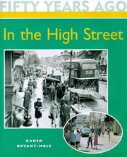 Cover of: In the High Street (Fifty Years Ago)
