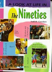 Cover of: A Look at Life in the Nineties (A Look at Life in)