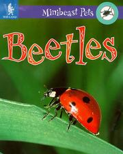Cover of: Beetles (Minibeast Pets)
