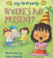 Cover of: Where's My Present? (New Experiences)