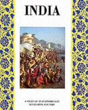 Cover of: India (Economically Developing Countries)