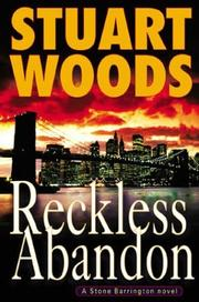 Cover of: Reckless abandon: A Stone Barrington Novel