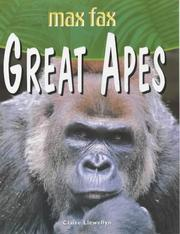 Cover of: Great Apes (Max Fax)