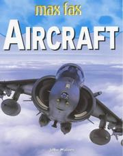 Cover of: Aircraft (Max Fax)