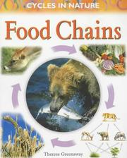 Cover of: Food Chains (Cycles in Nature)