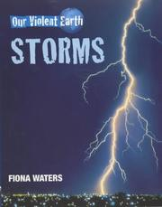 Cover of: Storms (Our Violent Earth)