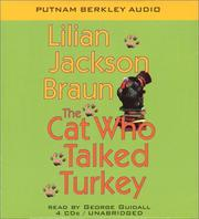 Cover of: Cat Who Talked Turkey (Cat Who...)