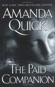 Cover of: The paid companion