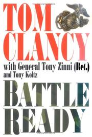 Cover of: Battle Ready by Tom Clancy