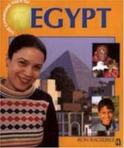 Cover of: Egypt (Changing Face Of...)