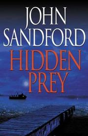 Cover of: Hidden prey