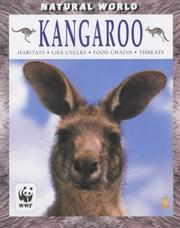 Cover of: Kangaroo (Natural World)