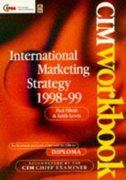 Cover of: International Marketing Strategy 1998-99 (CIM Student Workbook) | Paul Fifield