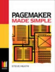 Cover of: Pagemaker Made Simple