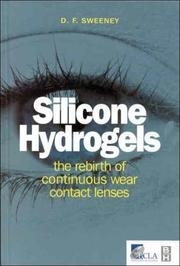 Cover of: Silicone Hydrogels