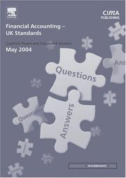 Cover of: Financial Accounting (UK) Standards May 2004 Exam Q&As (CIMA May 2004 Q&As)
