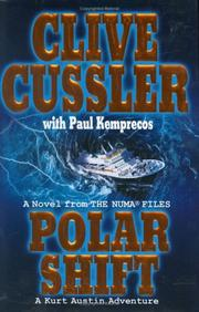 Cover of: Polar shift (NUMA Files #6)