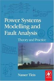 Power Systems Modelling and Fault Analysis