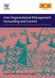 Cover of: Controlling Collaboration between Firms | Angelo Ditillo