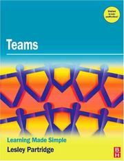 Cover of: Teams | Lesley Partridge