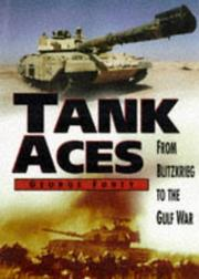 Cover of: Tanks Aces: From Blitzkrieg to the Gulf War