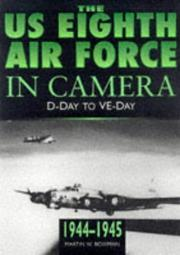 Cover of: The Us 8th Air Force in Camera