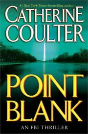 Cover of: Point Blank: An FBI Thriller