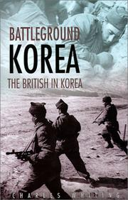 Cover of: Battleground Korea