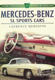 Cover of: Mercedes Benz SL Sports Cars (Sutton