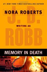 Cover of: Memory in death