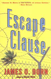 Cover of: Escape clause | James O. Born