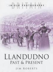 Cover of: Llandudno Past and Present